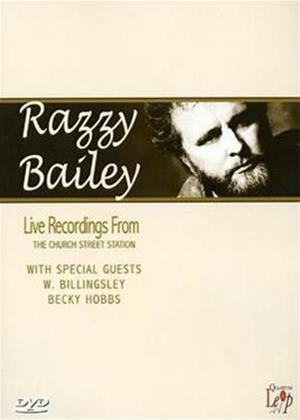 Rent Razzy Bailey: Live in Concert from Church Street Station! Online DVD Rental