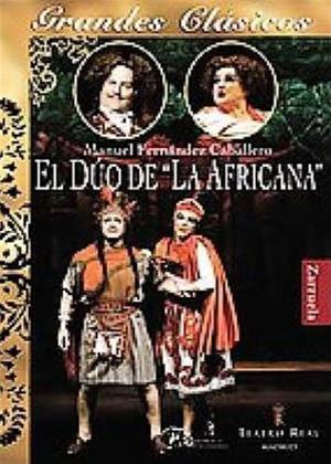 Rent Manuel Fernando Cabellero: El Duo De La Africana Online DVD Rental
