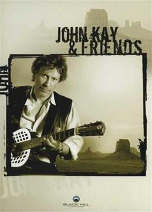 Rent John Kay and Friends Online DVD Rental