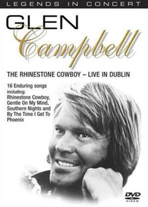 Glen Campbell: The Rhinestone Cowboy Online DVD Rental