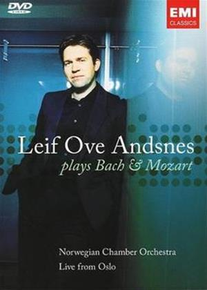 Leif Ove Andsnes: Plays Mozart Online DVD Rental