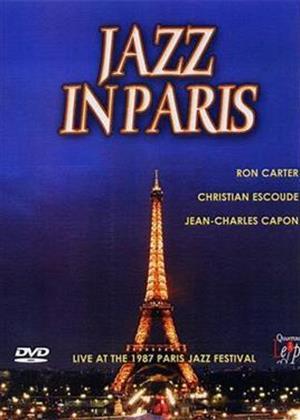 Rent Jazz in Paris: Carter, Escoude, Charles Capon Online DVD Rental
