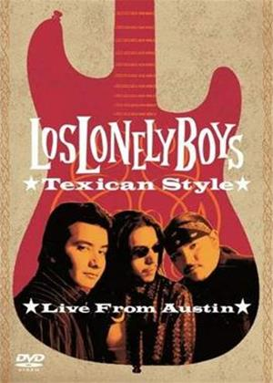 Rent Los Lonely Boys: Texican Style: Live from Austin Online DVD Rental