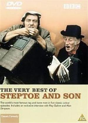 Rent Steptoe and Son: The Very Best of Steptoe and Son: Vol.1 Online DVD Rental