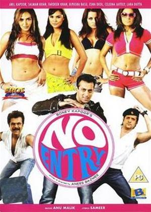 No Entry Online DVD Rental