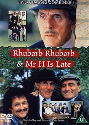 Rent Rhubarb Rhubarb / Mr H Is Late Online DVD Rental