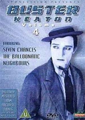 Buster Keaton: Vol.4 Online DVD Rental