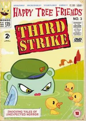Rent Happy Tree Friends: Vol.3: Third Strike Online DVD Rental