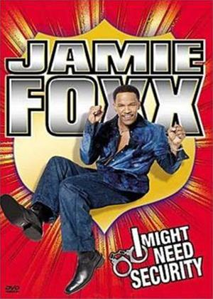 Jamie Foxx: I Might Need Security Online DVD Rental