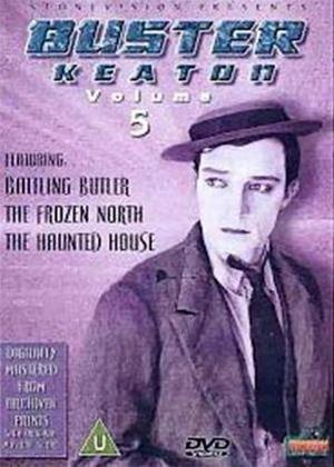 Buster Keaton: Vol.5 Online DVD Rental