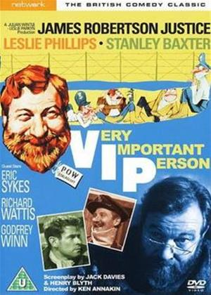 Very Important Person Online DVD Rental