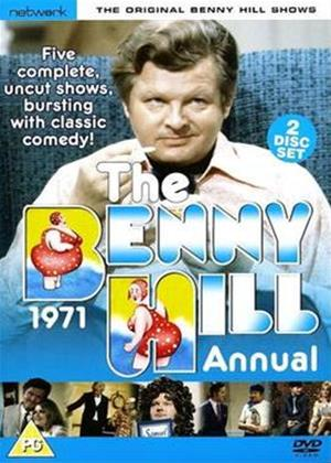 Rent The Benny Hill: 1971 Online DVD Rental