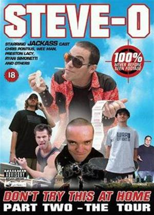 Steve-O: Don't Try This at Home: The Tour: Part 2 Online DVD Rental
