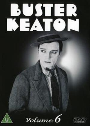 Buster Keaton: Vol.6 Online DVD Rental