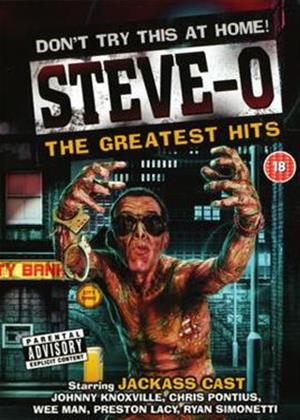 Steve-O: The Greatest Hits Online DVD Rental