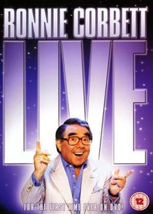 Ronnie Corbett: Live Online DVD Rental