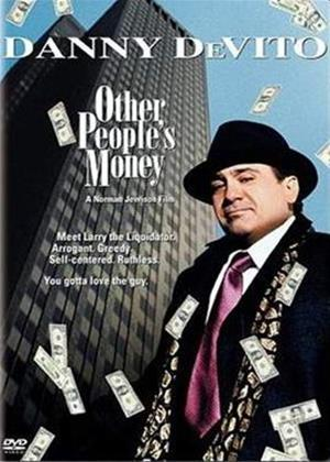 Other People's Money Online DVD Rental