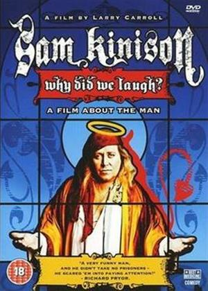 Sam Kinison: Why Did We Laugh? Online DVD Rental