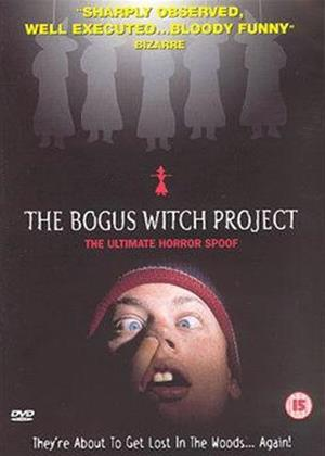 The Bogus Witch Project Online DVD Rental