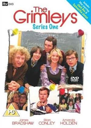 Rent The Grimleys: Series 1 Online DVD Rental