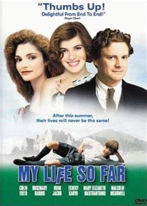 My Life So Far Online DVD Rental