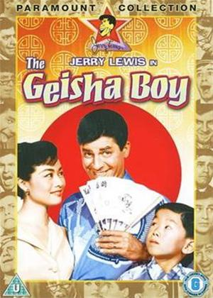 Rent The Geisha Boy Online DVD Rental