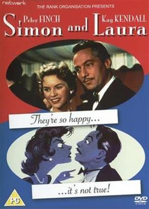 Simon and Laura Online DVD Rental