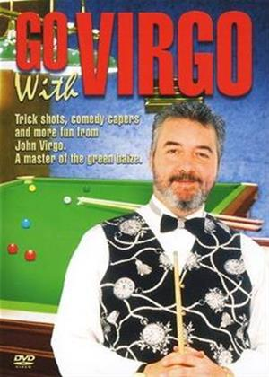 John Virgo: Go with Virgo! Online DVD Rental