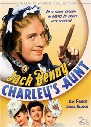 Charley's Aunt Online DVD Rental