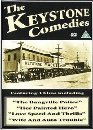 The Keystone Comedies Online DVD Rental