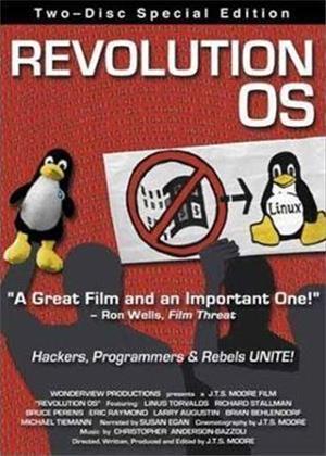 Rent Revolution OS Online DVD Rental