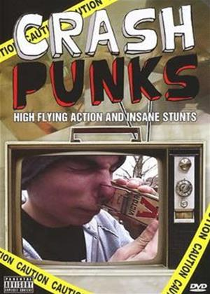 Crash Punks Online DVD Rental