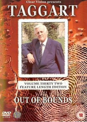 Taggart: Vol.32: Out of Bounds Online DVD Rental