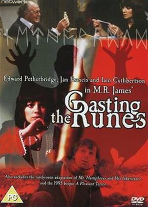 Rent Casting the Runes Online DVD Rental