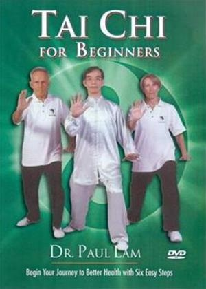 Rent Tai Chi for Beginners Online DVD Rental