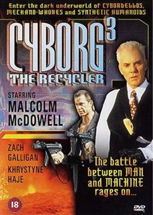 Cyborg 3: The Recycler Online DVD Rental