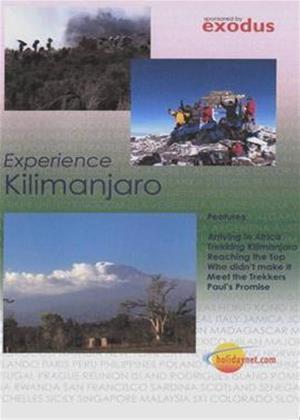 Experience Kilimanjaro Online DVD Rental