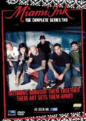 Miami Ink: Series 2 Online DVD Rental