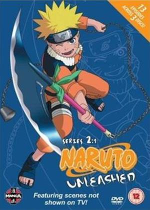 Rent Naruto Unleashed: Series 2 Online DVD Rental