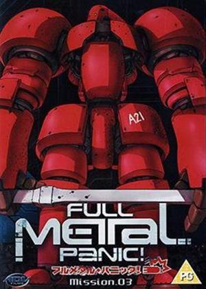 Rent Full Metal Panic: Mission 3 Online DVD Rental