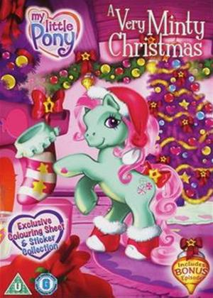 My Little Pony: A Very Minty Xmas Online DVD Rental