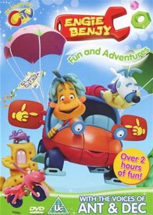 Rent Engie Benjy: Fun and Adventures Online DVD Rental