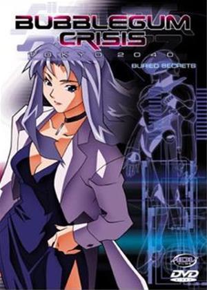 Rent Bubblegum Crisis Tokyo 2040: Vol.4: Buried Secrets Online DVD Rental