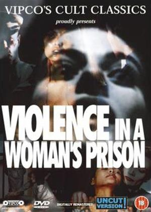Violence in a Woman's Prison Online DVD Rental