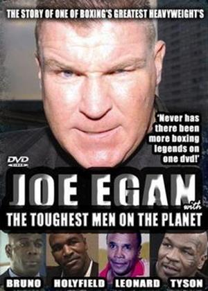 Joe Egan: The Toughest Men on The Planet Online DVD Rental