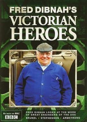 Fred Dibnah: Victorian Heroes Online DVD Rental
