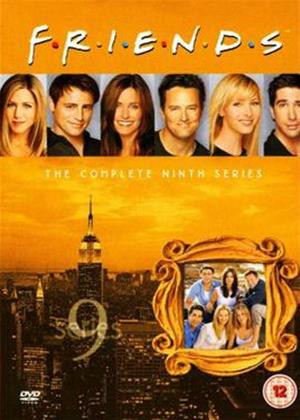 Friends: Series 9 Online DVD Rental