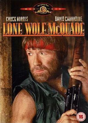 Lone Wolf McQuade Online DVD Rental