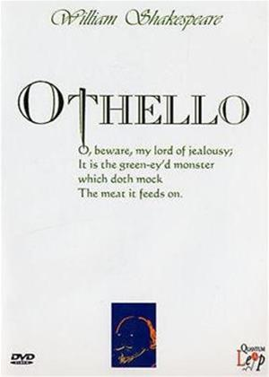 Rent Othello: William Marshall Online DVD Rental