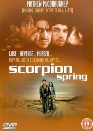 Rent Scorpion Spring Online DVD Rental